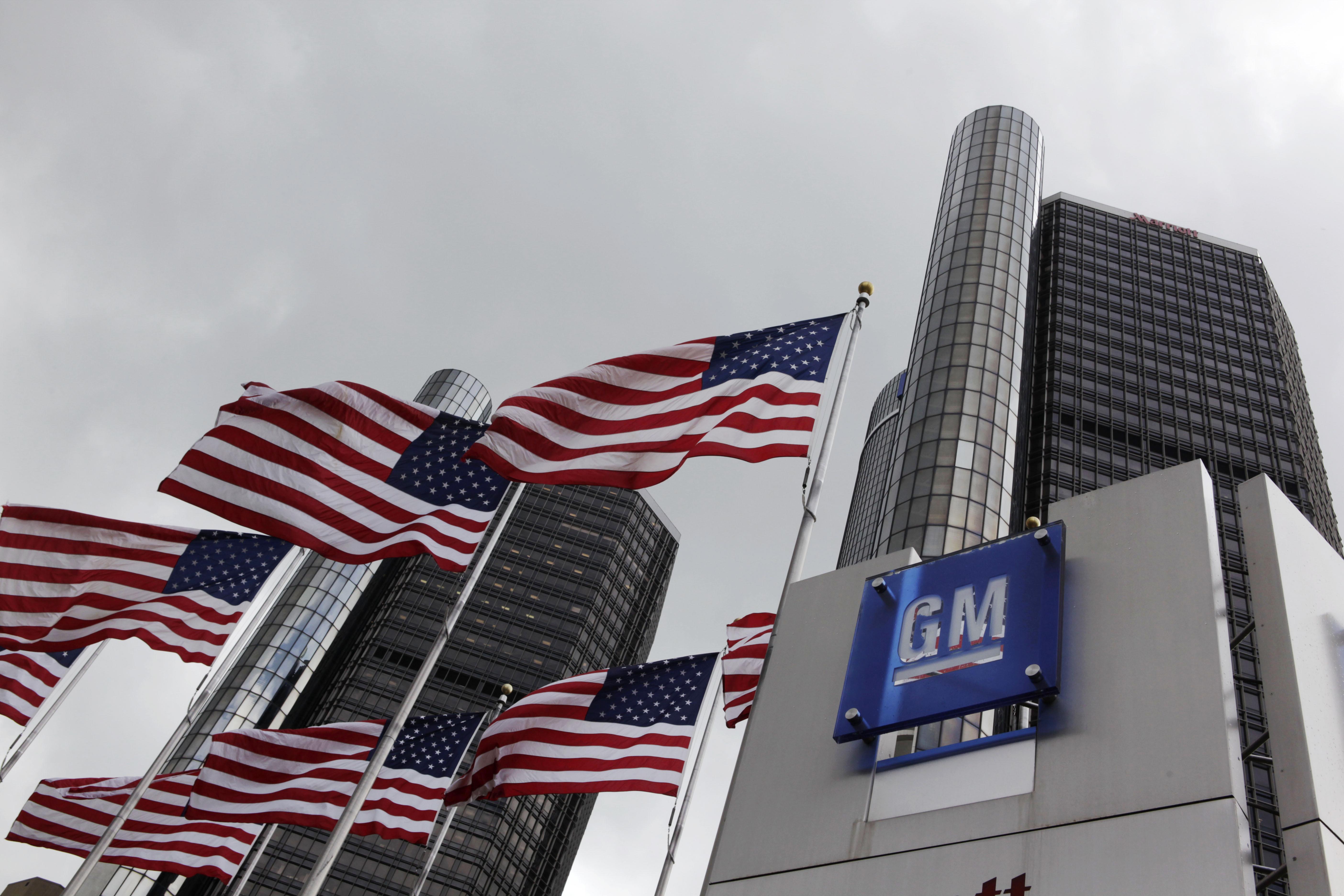 General Motors usará únicamente energías renovables en 2050