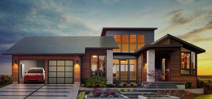 Así son los tejados solares de Tesla que aspiran a revolucionar el mercado de las energías renovables